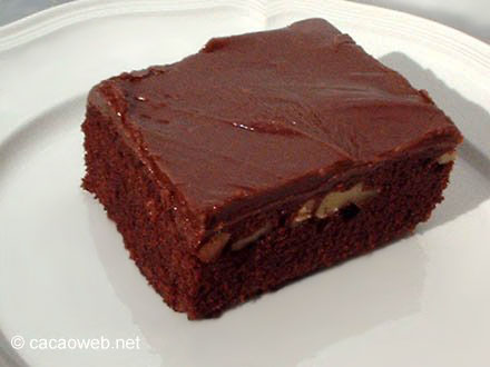 Scandinavian Brownies